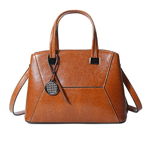 Tote Leather Genuine K Handbag Shoulder K Women's DD Bag DD wY7XqY