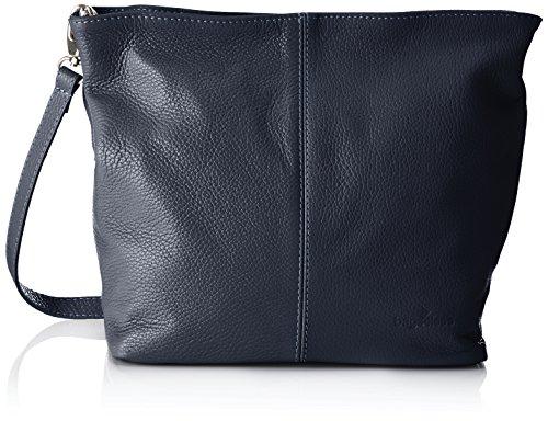 Bags4Less Josy, Borse a spalla Donna Blu (Dunkelblau)