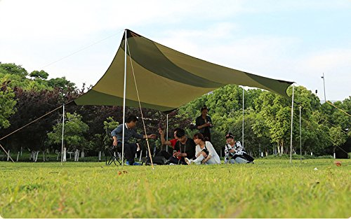 Funs Multi Use Portable Outdoor Easy Set Up Gazebo Compact