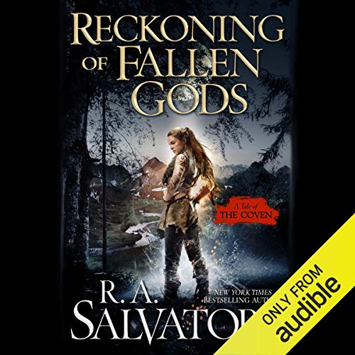 Pdf Fiction Reckoning of Fallen Gods: The Coven, Book 2