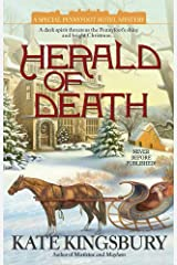 Herald of Death (Pennyfoot Hotel Mystery Book 19) Kindle Edition