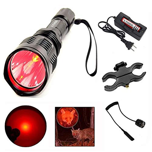 X.Ysine Led Hunting Flashlight
