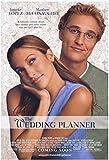 The Wedding Planner Poster Movie 11x17 Jennifer Lopez Matthew McConaughey Bridgette Wilson