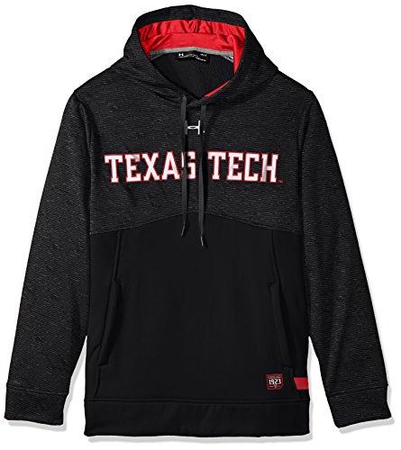 (Under Armour NCAA Texas Tech Red Raiders Mens NCAA Men's Storm Armour Hood, X-Large, Black)