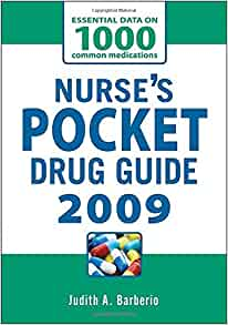 drug guide for nurses free download