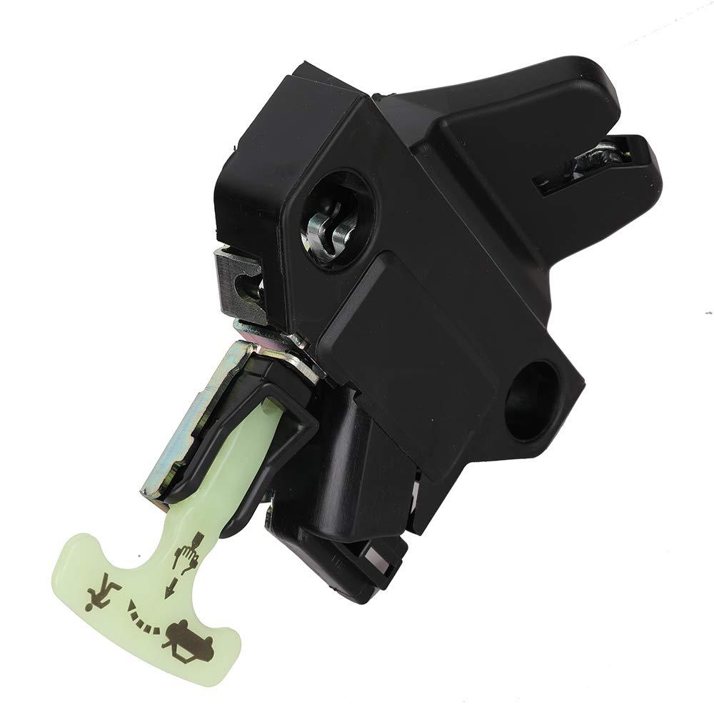 Keyless Entry Trunk Lock Latch Trunk Door Lock Actuator Integrated With Latch 64600-02040 6460002040 Luggage Compartment Door Trunk Actuator for Toyota Corolla Sedan 4-Door 2009-2013