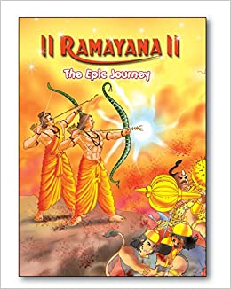 Ramayana The Epic Book