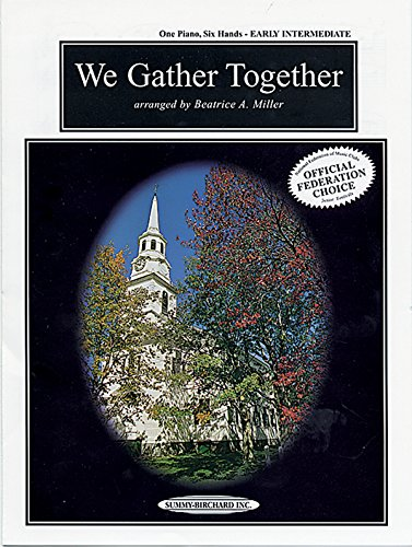 Gather Together Sheet Music - We Gather Together: Sheet