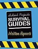 Written Reports, Barbara A. Somervill, 1432911805
