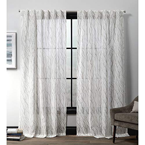 Exclusive Home Curtains Oakdale Hidden Tab Top Curtain for sale  Delivered anywhere in USA