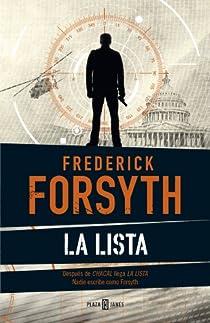 La lista par Frederick Forsyth