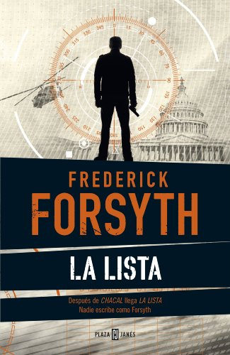 lista Spanish Frederick Forsyth ebook product image
