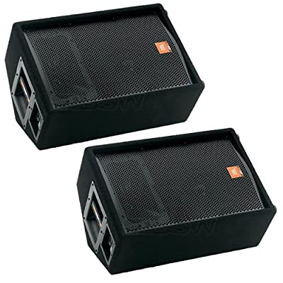 JBL JRX212 12' Passive Two-Way Stage Monitor Speaker Pair PA Package from JBL Pro