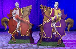 Knights of Camelot Standees Party Props