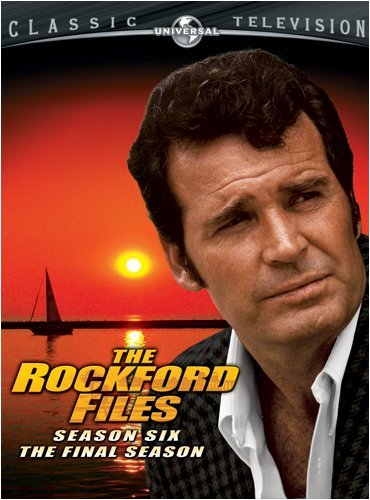 DVD : The Rockford Files: Season Six: The Final Season (Full Frame, Subtitled, Dolby, Digipack Packaging, Slipsleeve Packaging)
