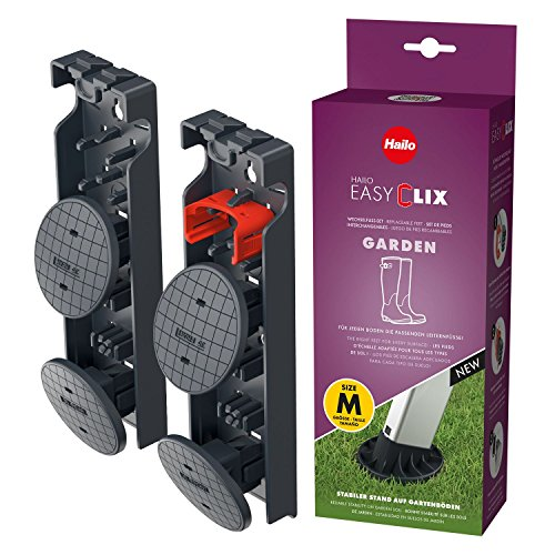 Hailo 9948-101 Easy Clix Foot Change System for Outdoor Use, Size ''M'' by Hailo