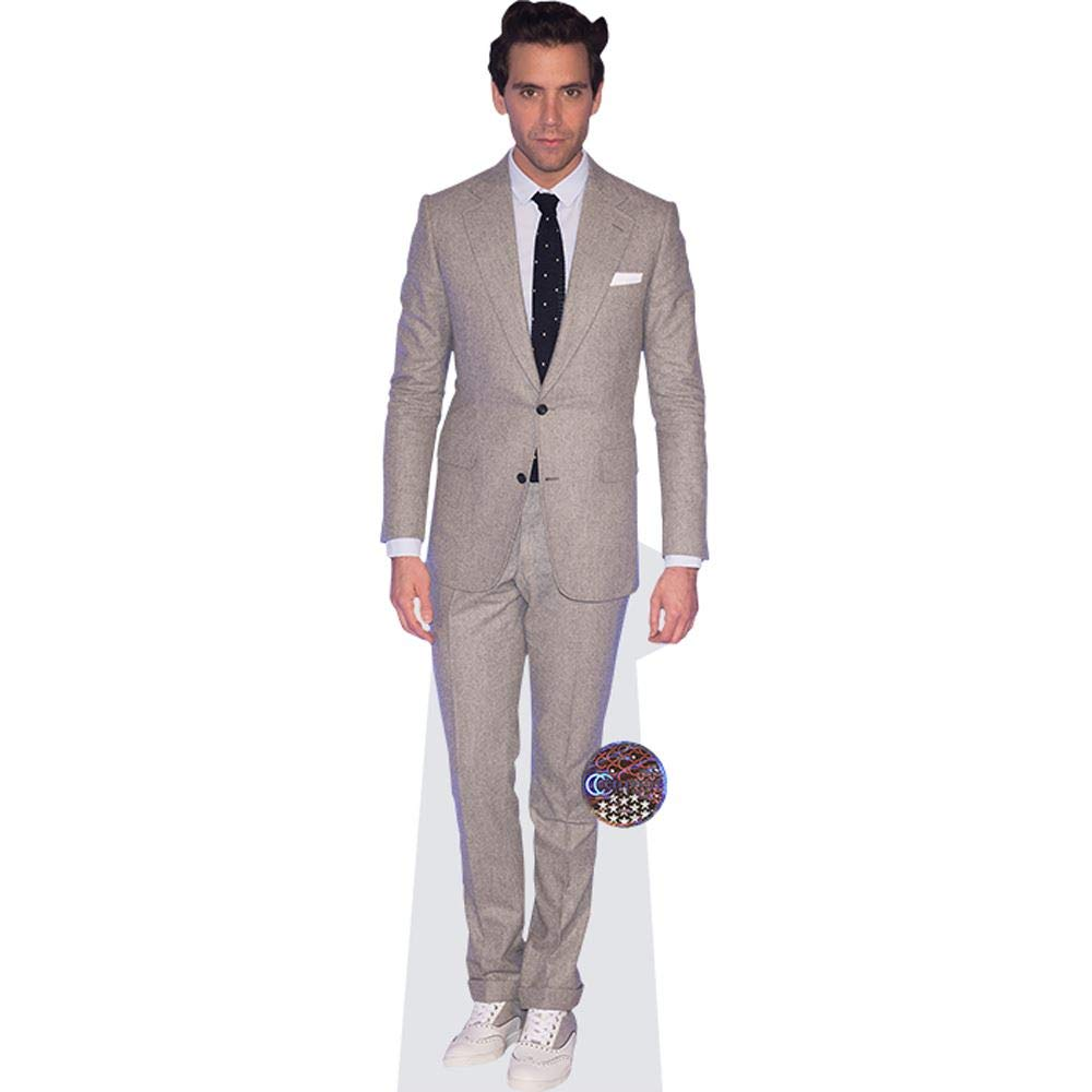 Mika a grandezza naturale Celebrity Cutouts