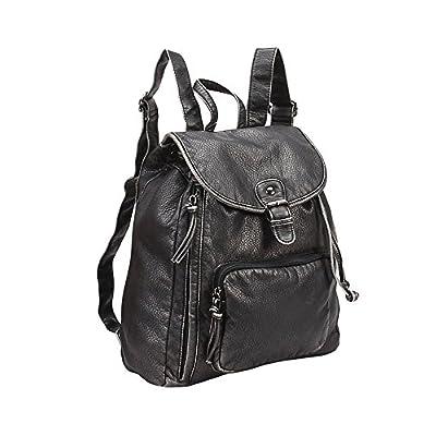Bellino Mason Backpack, Black low-cost