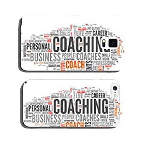 "Word Cloud ""Coaching"" cell phone cover case iPhone6 Plus"