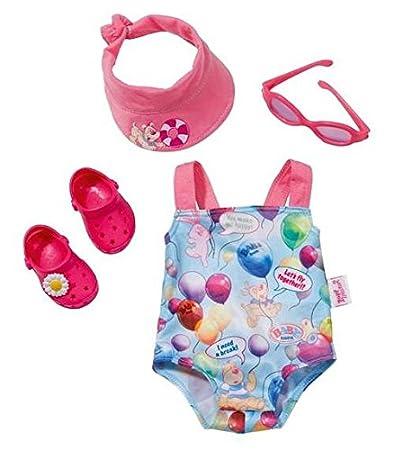 zapf costume da bagno per neonati modello fun in