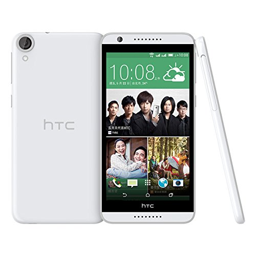 HTC Desire 820G+ Dual Sim 3G 16GB Marble White - International Version, No Warranty