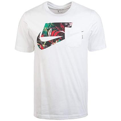 Nike Jungen B NSW Tee Air Photo T Shirt Sportbekleidung T