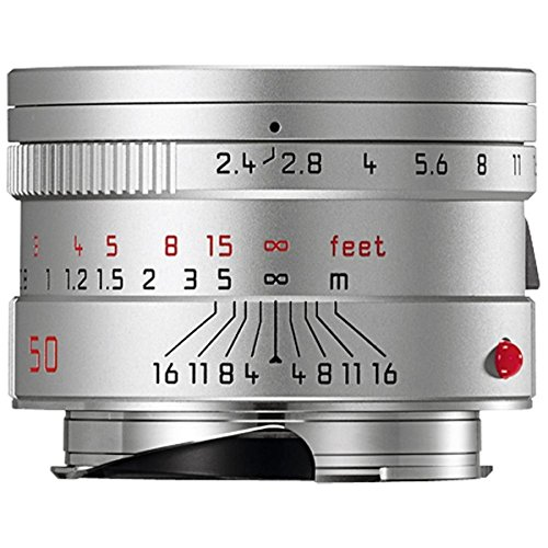 LEICA ライカ ズマリット M f2.4/50mm シルバー(11681)   B00PI7GYQY