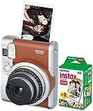 FUJ600016141 - Fuji Instax Mini 90 Neo Classic Camera Bundle