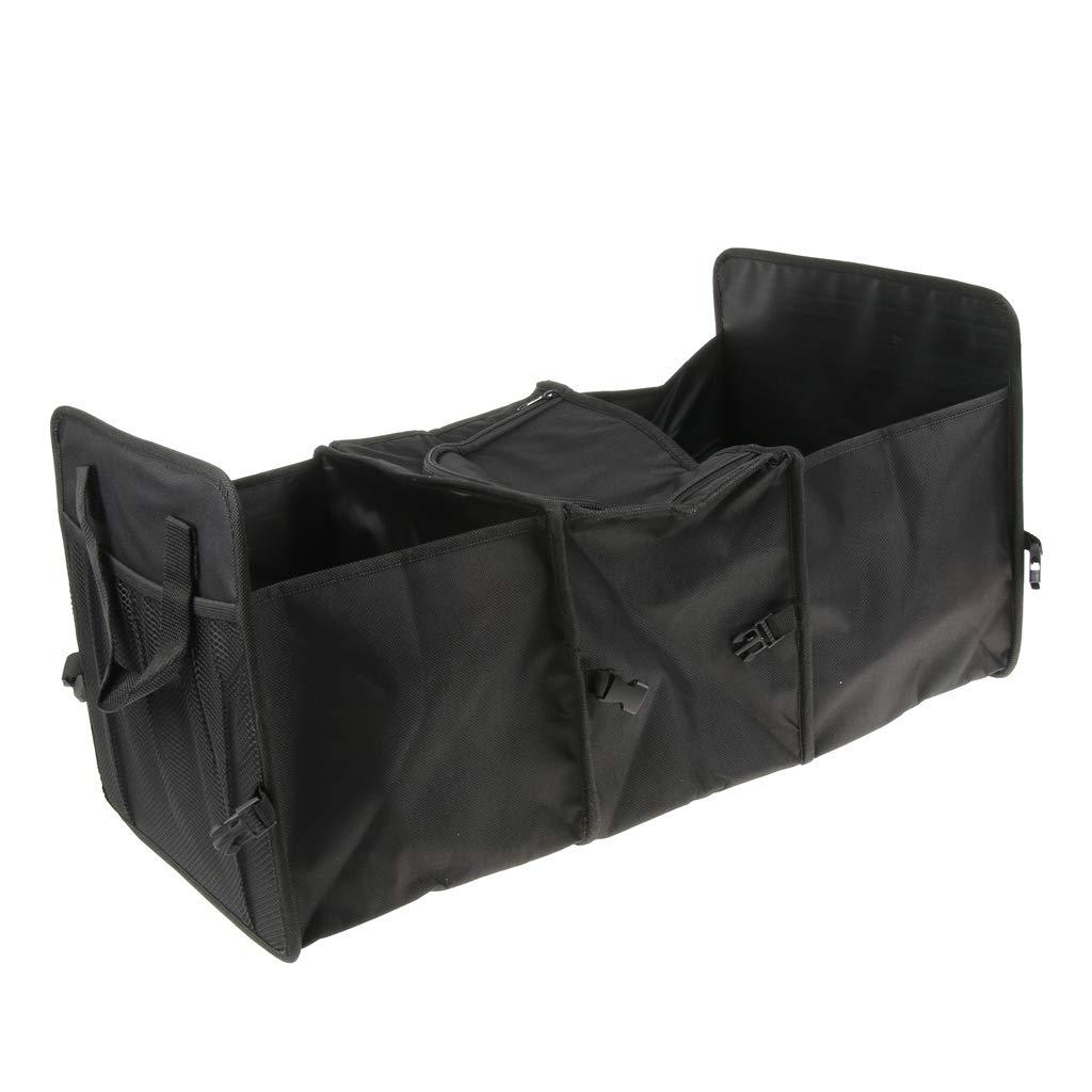 Baoblaze 9L Faltbar K/ühltasche Picknicktasche Aluminiumfolie Thermotasche Mittagessen Tasche Isoliertasche f/ür Auto