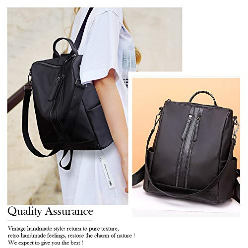Multi Design Travel Bags APHISON Oxford function Black Waterproof Backpack Cloth Womens School Shoulder Bag 88aFxY