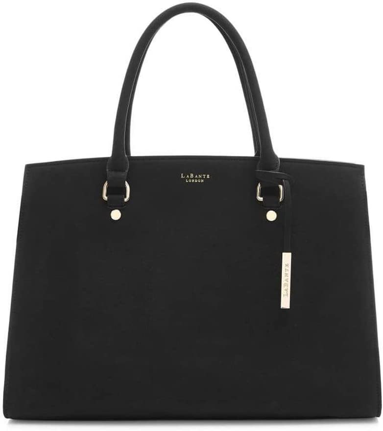 LaBante London 'Aricia' Vegan Leather Carryall Laptop Bag for Women