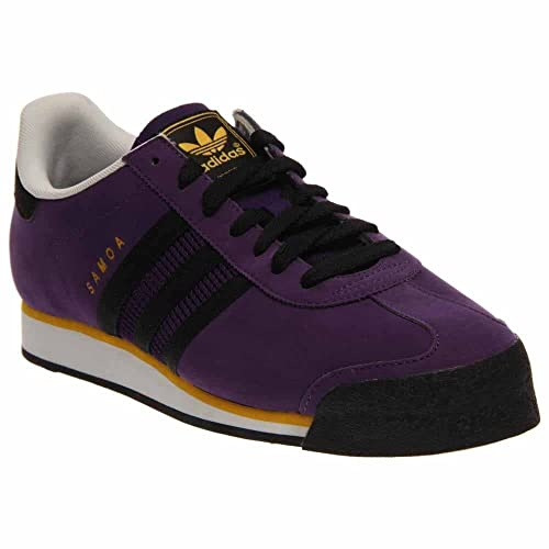 11676dc72fb4 Adidas for Men  Samoa Rich Purple Black Sneaker (10)  Amazon.ca ...