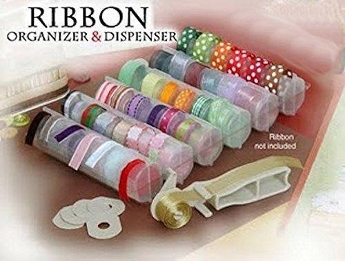Ribbon Organizer & Dispenser