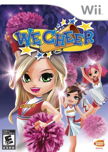 [We Cheer - Nintendo Wii] (Hottest Cheerleader Outfits)