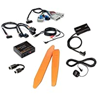 SiriusXM satellite radio interface and Aux input kit for select GM 2003+ vehicles PLUS SiriusXM tuner/antenna kit PLUS dash removal tools. (3 item Bundle: ISGM12, SXV200 and UNTL-DRTK-2S)