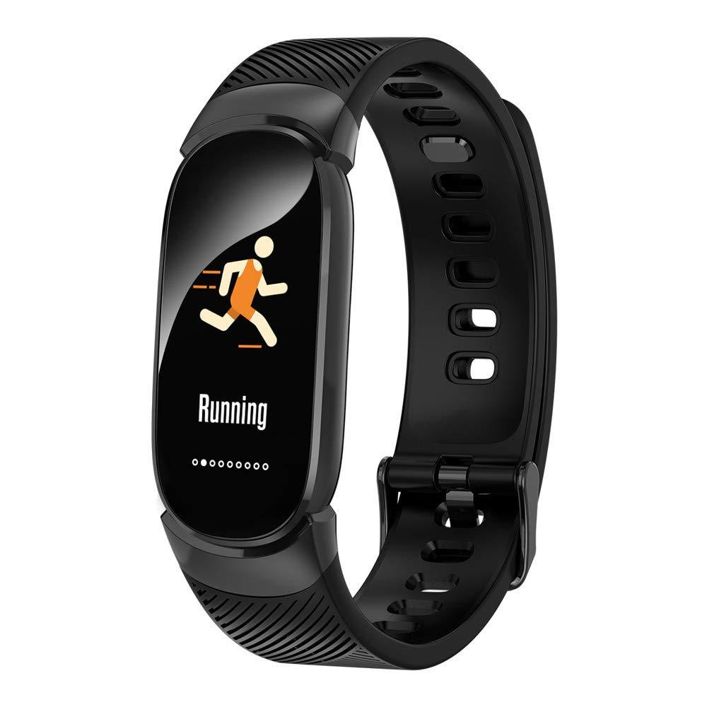 LUXISDE Fitness Bracelet Smartwatch Ladies, Activity Tracker QW16 Smart Watch Sport Fitness Activity Heart Rate Tracker Blood Pressure Watch by LUXISDE (Image #5)