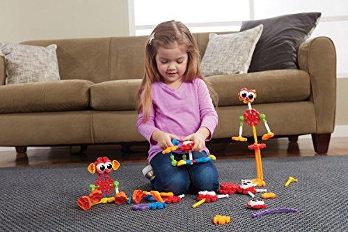 51PFw8lv3rL - K'Nex Zoo Friends Construction Toy (55 Piece)