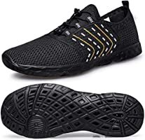 WUTANGCUN Mens Womens Water Shoes Quick Dry for Boating Swim Diving Aqua Sports Pool Beach Walking