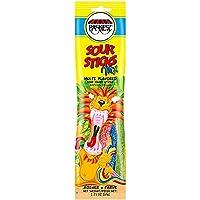 Paskesz Mix Flavors Sour Candy Sticks, 50 g, Mix Flavours
