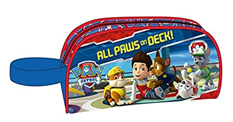 Paw Patrol - Bolsa de aseo Niños 21 cm) All Paws On Deck ...