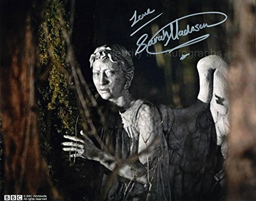 SARAH LOUISE MADISON as a Weeping Angel - Doctor Who GENUINE AUTOGRAPH from Celebrity Ink