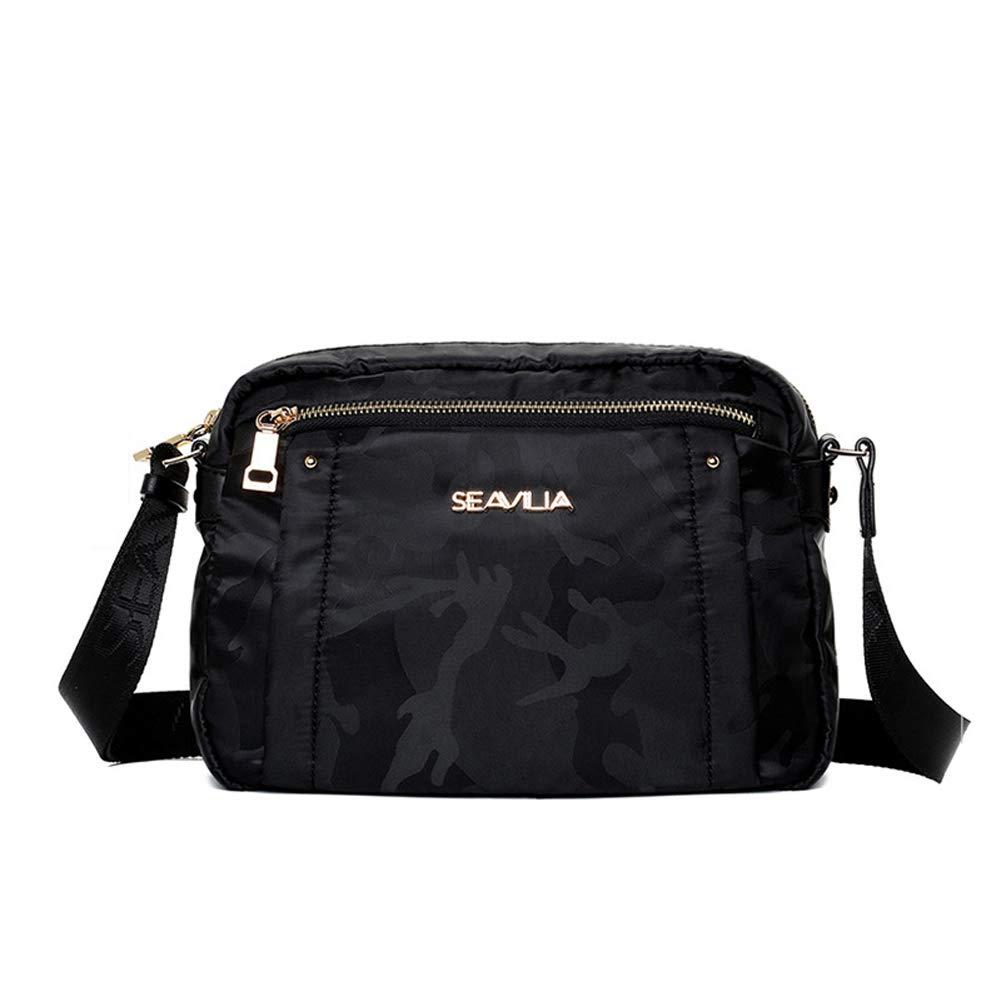 Wangqing Damen Nylon Handtasche Umhängetasche Schultertasche Messenger Bag Mini Bag Sport 26  19  10cm(BxHxT) B07PP6TX4Z Umhngetaschen Der neueste Stil