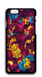 Good Vibes Unique Fashion Printing Phone iphone 6plus case for men funny - Red maple leaves