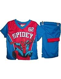 Spider-Man Spidey Little & Big Boys 2 Piece Pajama Pant Set