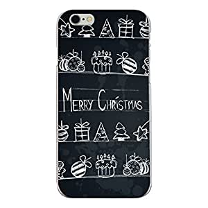 "Disagu Design Protective Case para Apple iPhone 6s Funda Cover ""Merry X-Mas Tafel"""