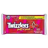 Twizzlers Cherry Pull N Peel Party Pack, 396 Gram