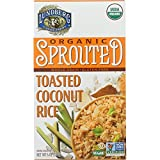 Lundberg Family Farms Organic Sprouted Rice, Toasted Coconut, 6 Ounce (Pack of 6)