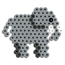 Perler Beads Silicone Pegboard Fused Bead Kit Elephant