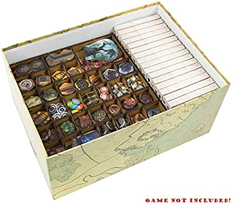 docsmagic.de Organizer Insert for Gloomhaven Box - Encarte: Amazon.es: Juguetes y juegos