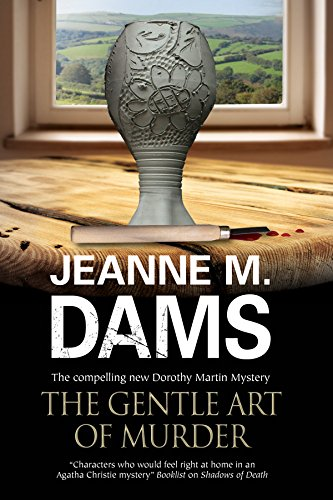 Gentle Art of Murder, The (A Dorothy Martin Mystery Book 16)